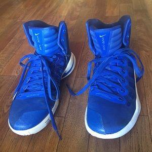 Nike Hyperdunk Royal Blue Women's Basketball shoes